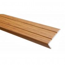 Trojan S/A Angle Edge 25x8mm 0.9m D.Oak