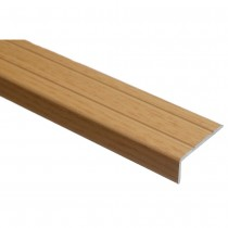 Trojan Angle Edge Profile 25x8mm 900mm (Natural Oak)