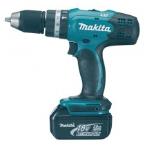 Makita DHP453SF 18V Combi With 1 x 3Ah Battery