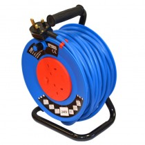 Tala Cable Reel 25m x 220V 2 Out 2.5
