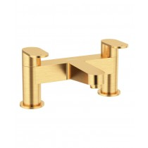 Norfolk Bath Filler Brushed Gold