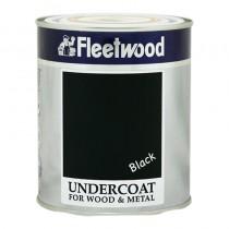 Undercoat Black 2.5L