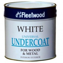Undercoat White 2.5L