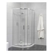 Usher City Chrome Quadrant 900 Shower Door 865-890