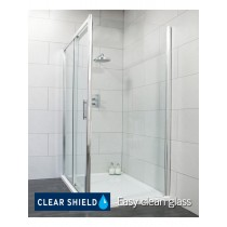 Usher City Chrome Side & End Panel 900