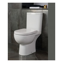 Standard Tonique WC Pan & Cistern C/W Soft Close Seat