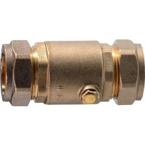 Non Return Val(Spring) C/C 1/2""