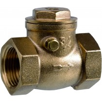 "Non Return Valve 3/4"" Swing"