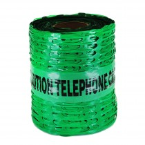 Caution Telephone Cable Detectamesh Tape 200mx100m