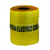 Caution Electrical Cable below Detectamesh warning tape 100m