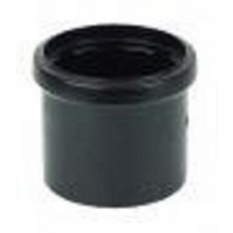 Ducting Coupler 100mm Black