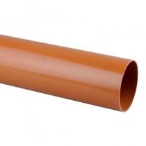 EN 13476 SN4 Socketed Sewer Pipe 225mm 6m