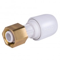 Straight Tap Connector 1/2iBSP x 15mm