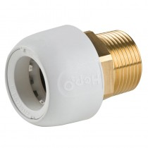 Adapt-Brass Male 1iBSP x 28mm Socket