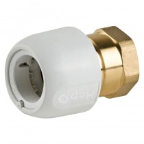 Adapt-Brass Female 3/4iBSP x 22mm Socket