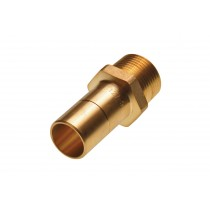 Adapt-Brass Male 3/4iBSP x 22mm Spigot