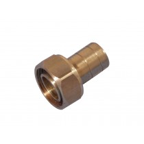 Cylinder Connector 1iBSP x 22mm Spigot