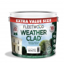 Weatherclad Brilliant White 11L