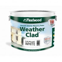 Weatherclad Brilliant White 5L