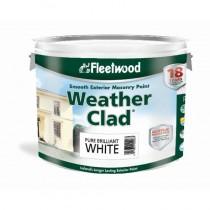 Weatherclad Brilliant White 5L
