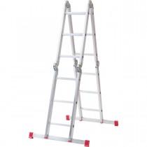 Werner 12 Way Multi Purpose Combination Ladder with Plathform 4x3