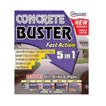 Concrete Buster Fast Acting Concrete Cleaner 5L Concentrate