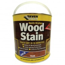 Woodstain Satin Teak 2.5Ltr