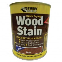 Woodstain Satin Teak 750ml