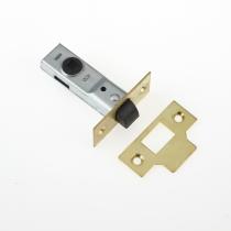 Yale Essentials Tubular Latch 64mm PB