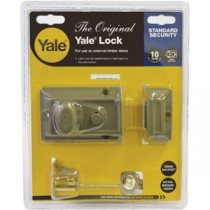 Yale P77 Traditional Nightlatch