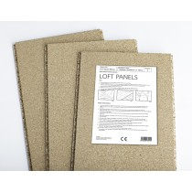 Loftpack 18mm Chipboard (3-Pack of 1220x325mm Boards)