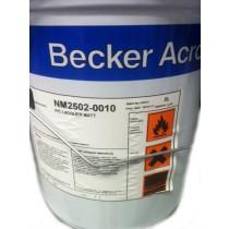 Becker Acroma P/C Lacquer Matt 0010 5L