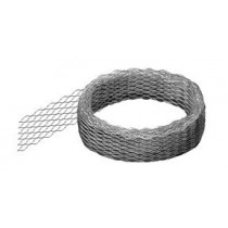 Galvanised Brick Mesh 300mm 20mt  Roll
