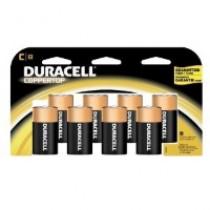 Duracell C8 Pack 4 1.5V