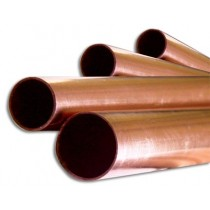 "Copper Pipe 1/2"" 5.5m"