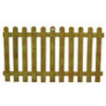 Cottage Fence 1.8m x 900mm Treated