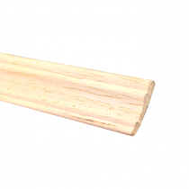 Hardwood Decor mould 32 x 15mm 2400mm