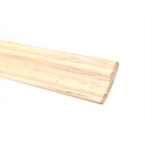 Hardwood Decor mould 32 x 15mm 2400mm