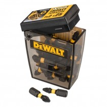 Dewalt 25 PZ2 Extreme 'Torsion' Impact Screwdriver Bits