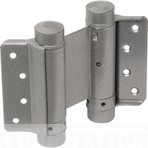 Butt Hinge Double Action Spring 100mm (pair)