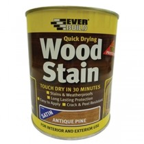 Woodstain Satin Antique Pine 2.5Ltr