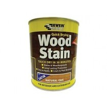 Woodstain Satin Natural Oak 750ml