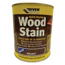 Woodstain Satin Walnut 2.5Ltr