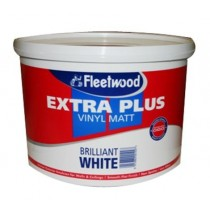 Fleetwood EX Plus Matt Brilliant White 10L