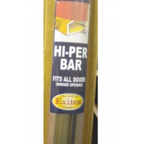 Hi-Per Bar 914mm Satin Chrome