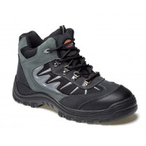 Dickies Storm Safety Grey  Hiker Boot Size 10