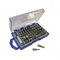 Faithfull 61 - Piece Screwdriver Bit Set