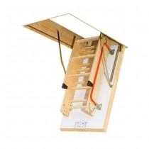 FAKRO LTK - Thermo Loft Ladder 1200mm x 550mm x 2.8m