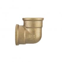 "1/2"" Brass Female Elbow"
