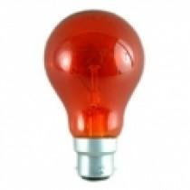 Fireglow Lamps 60W (2PK) 10x2